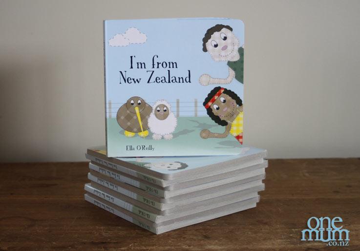 I'm From New Zealand