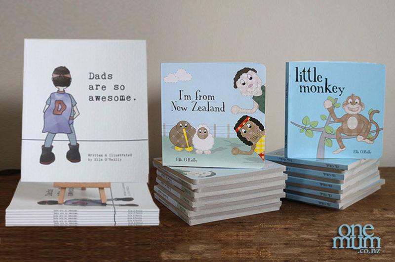 Three Book Set